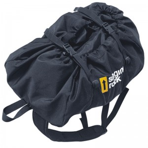Singing Rock Rope Bag black