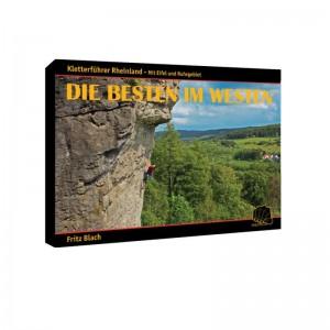 Geoquest Verlag Deutschland Die Besten im Westen Rheinland Kletterführer  2016