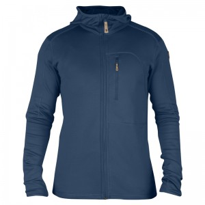 Fjällräven Keb Fleece Half Zip uncle blue L