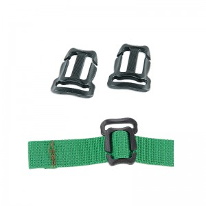 Tatonka Chest Belt Buckle Sternum 20mm & 25mm/20mm Paar