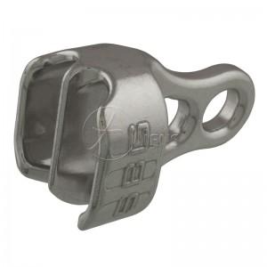 Omega Pacific Abseilgerät SBG2 silber Abseil- und Sicherungsgerät