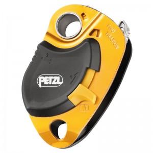 Petzl Pro Traxion Robuste Rolle mit Rücklaufsperre