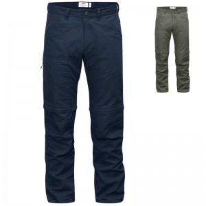 Fjällräven High Coast Trousers Zip Off Trekkinghose Männer