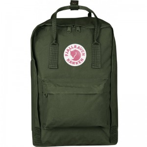 Fjällräven Kanken Laptop 15  Forest Green 660