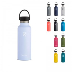 Hydro Flask Standard Mouth Flex Cap 532 ml Trinkflasche