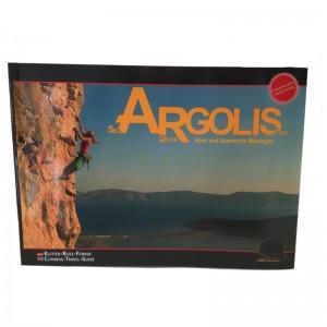 Geoquest Verlag Griechenland Argolis Kletter-Reise-Führer 2017