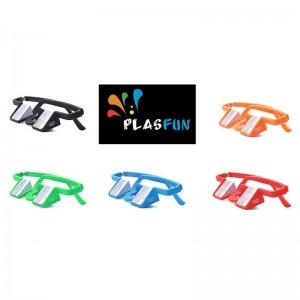 Y&Y Sicherungsbrille Plasfun
