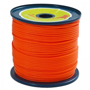 Tendon Wurfleine Timber 3mm 50 m orange