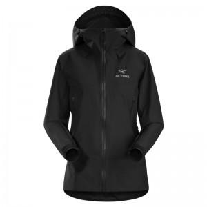 Arcteryx Beta SL Hybrid Women Jacket black Größe S