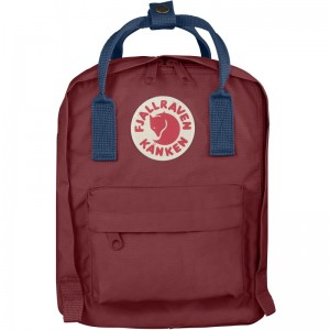 Fjällräven Kanken Kids Ox Red / Royal Blue 326-540