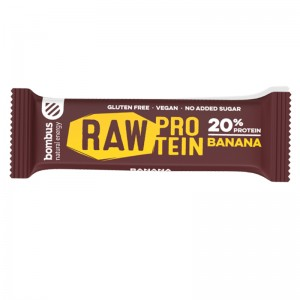 Bombus Raw Protein Banana