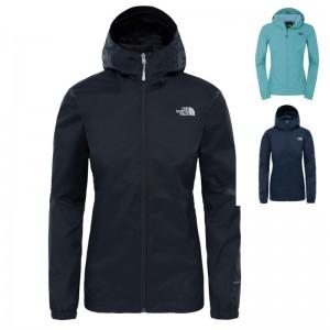 The North Face Quest Jacket Regenjacke Frauen
