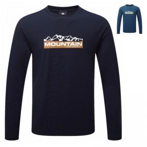 Mountain Equipment Mountainscape L/S Tee Männer