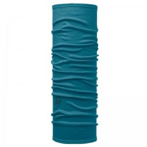 Buff Lightweight Merino Wool solid lake blue