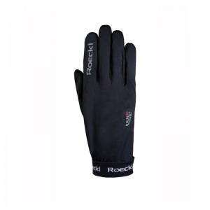 Roekl Kenai Handschuh Raincover black