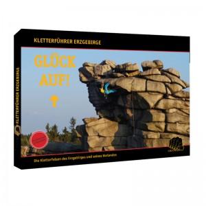 Geoquest Verlag Deutschland Erzgebirge Glück Auf Kletterführer 2016