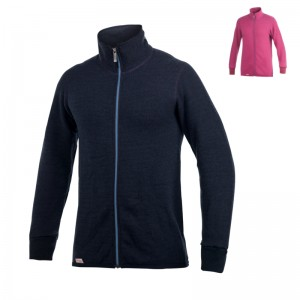 Woolpower Full Zip Jacket 400 Colour Collection Männer/Frauen