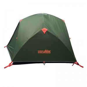High Colorado Treklight 2 green 2 Personenzelt