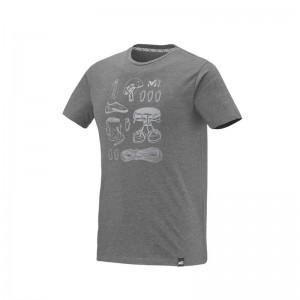 Millet Climbing T Shirt Tools tarmac XL