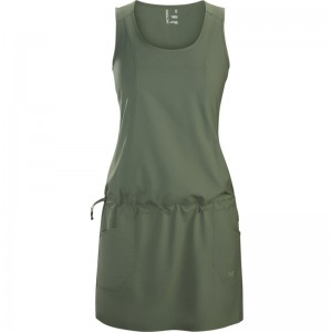 Arcteryx Contenta Dress Women shorepine Größe S