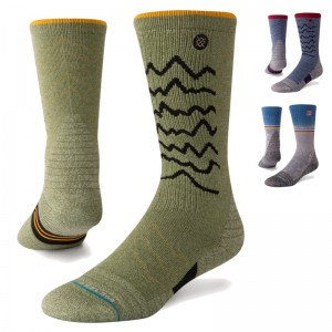 Stance Trek Socke