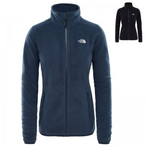 The North Face 100 Glacier Full Zip Jacket Women Fleecejacke Frauen