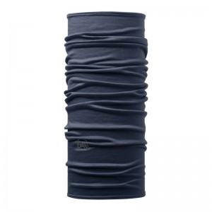 Buff Lightweight Merino Wool solid denim