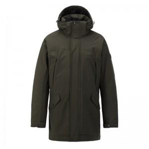 Tenson Lester Jacket dark green Größe L