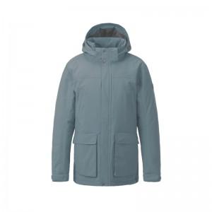 Tenson Logan Jacket dark grey Größe L