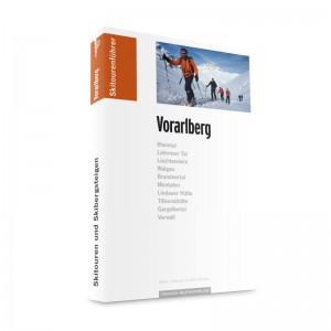 Panico Alpinverlag Skitourenführer Voralberg 2017