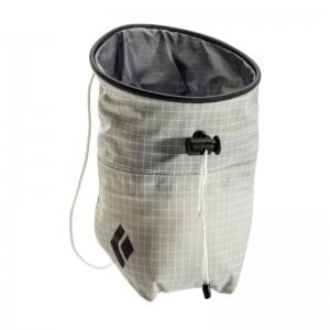 Black Diamond Ultralight Chalk Bag white M/L