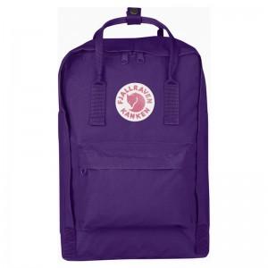 Fjällräven Kanken Laptop 15  Purple 580