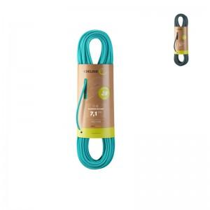 Edelrid Skimmer Eco Dry 7,1mm Halbseil, Zwillingsseil