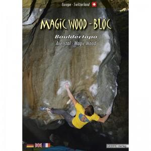 GebroVerlag Schweiz Magic Wood Bloc Bouldertopo 2019