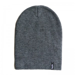 Pally'Hi Beanie Slacker Light heather grey