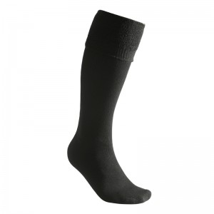 Woolpower Socks Knee-high 400 black Männer/Frauen