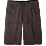 Prana Stretch Zion Short brown
