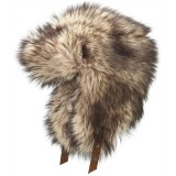 Fjällräven Fur on Fur Heater light beige