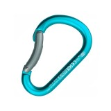 Kong Alukarabiner Paddle bent gate