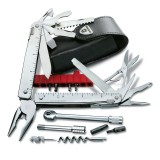 Victorinox SwissTool CS Plus in Lederetui (3.0339.L)