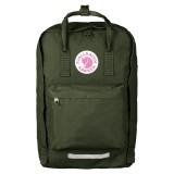 Fjällräven Kanken Laptop 17  Forest Green 660