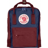 Fjällräven Kanken Mini Royal Blue / Ox Red 540 - 326