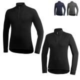 Woolpower Zip Turtleneck 400 Pullover Männer/Frauen