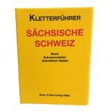 Sächsische Schweiz Band Schrammsteine, Schmilkaer Gebiet Kletterführer / Berg und Naturverlag Rölke