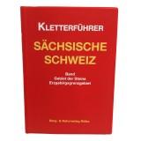 Sächsische Schweiz Band Gebiet der Steine Erzgebirgsgrenzgebiet Kletterführer / Berg und Naturverlag Rölke