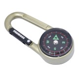 Munkees Karabiner Kompass/Thermometer
