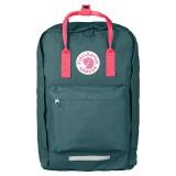 Fjällräven Kanken Laptop 17  Frost Green / Peach Pink 664-319