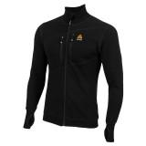 Aclima Doublewool 320 Jacket jet black Wolljacke Herren