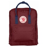Fjällräven Kanken Ox Red / Royal Blue 326-540