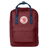 Fjällräven Kanken Laptop 13  Ox Red / Royal Blue 326-540